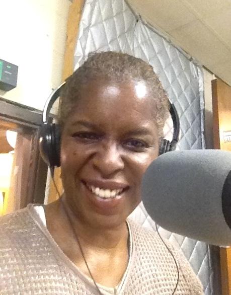Donna on WORT 2014